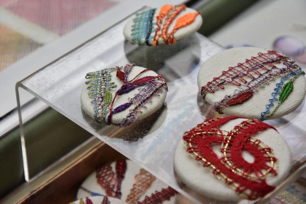 Iva Prošková: merletto a fuselli contemporaneo