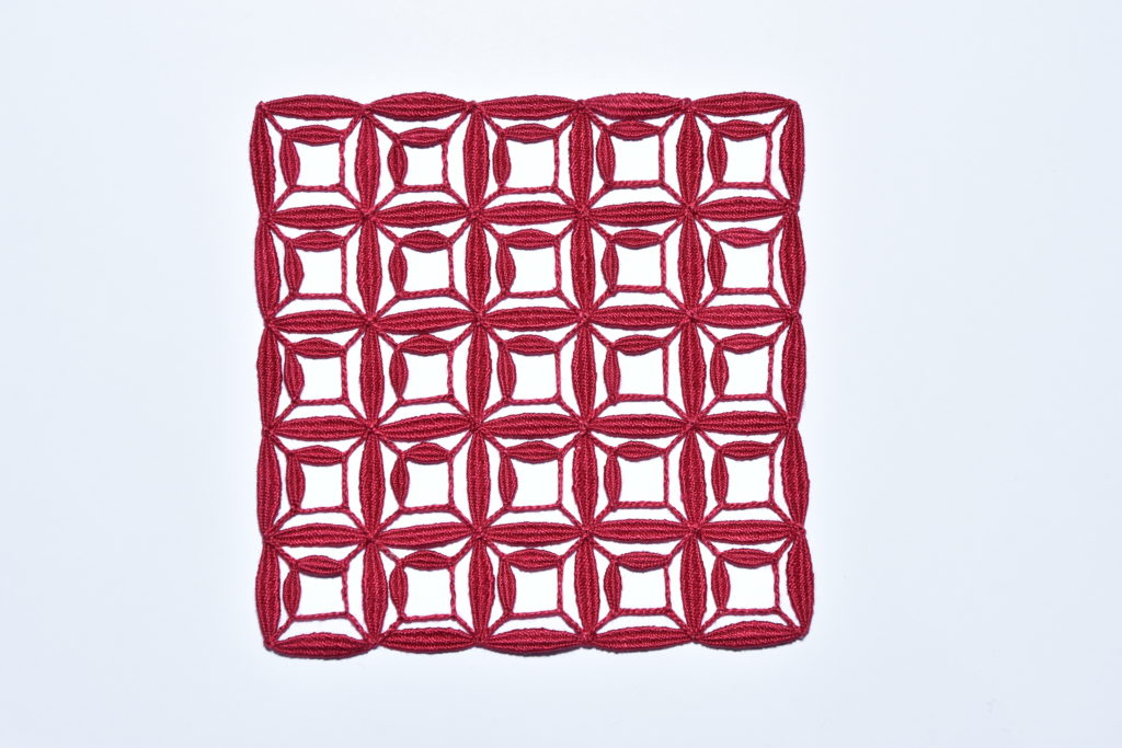 "1° PREMIO: Dana Mihulková, ""Square grid"""